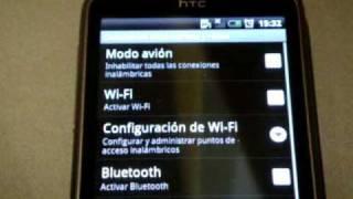 Problema reconexión 3G HTC Desire version 2