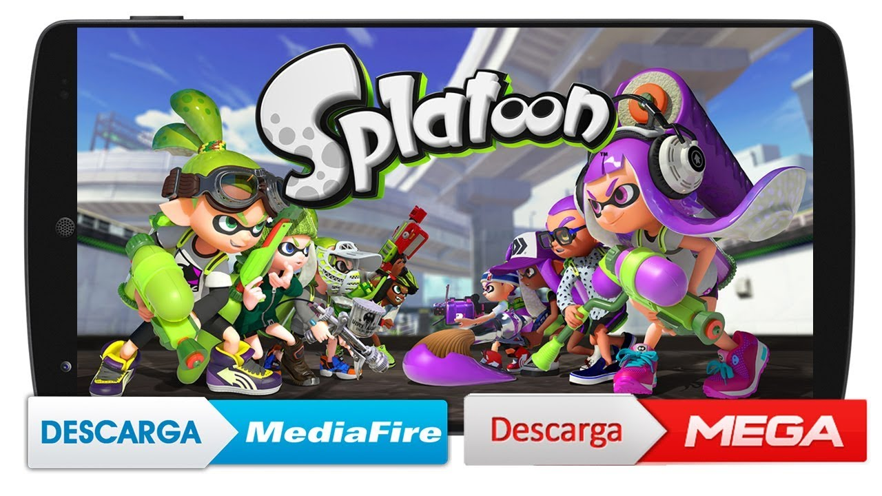 descargar splatoon para android apk