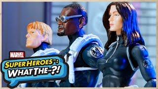 The Other Agents of S.H.I.E.L.D. - Marvel Super Heroes: What The--?!