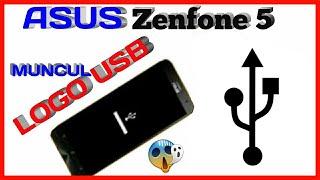 Cara atasi ASUS Zenfone 5 muncul logo USB