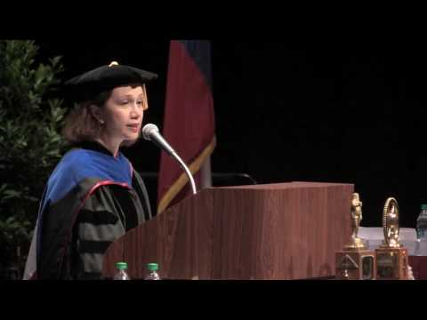 Spring 2016 Commencement Address, Bella Goren