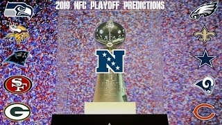 2019 NFC Playoff Predictions