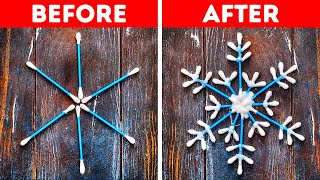Amazing CHRISTMAS Decorations || 5-Minute Decor Ideas You'll Want to Make!