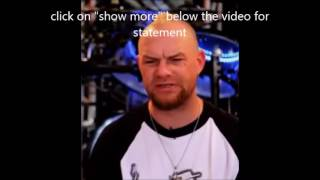 Five Finger Death Punch to finish tour without Ivan Moody..Tommy Vext to fill in...