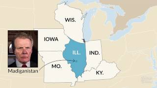 What to do with a broken Illinois Dissolve the Land of Lincoln