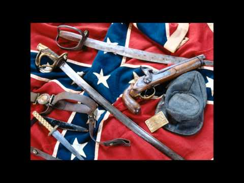"Confederate song-""Dixie's Land"" (Unofficial Anthem of .C.S.A.)"