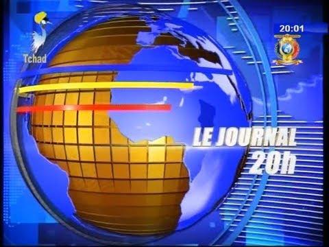 LE GRAND JOURNAL DE TELE-TCHAD 03 MARS 2018