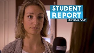 Support for students University of Twente