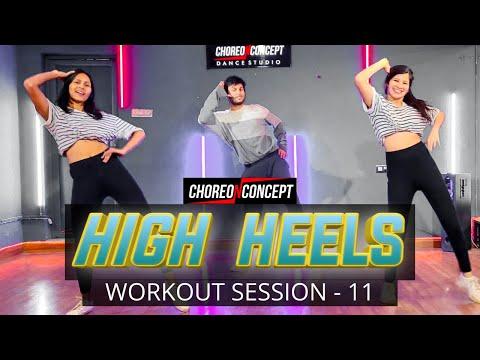 High Heels Te Nachche | Ki & Ka | Bollywood Workout | Choreo N Concept Dance Studio