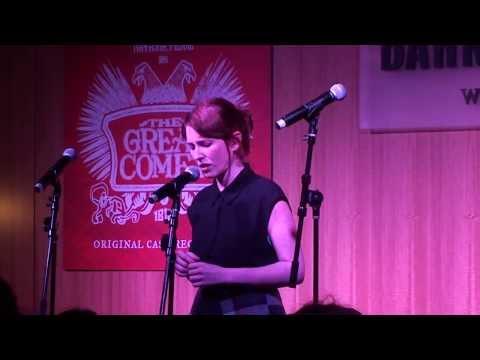 [4/5] Brittain Ashford - Sonya Alone (live) @ Barnes & Noble, NYC, 12/10/13
