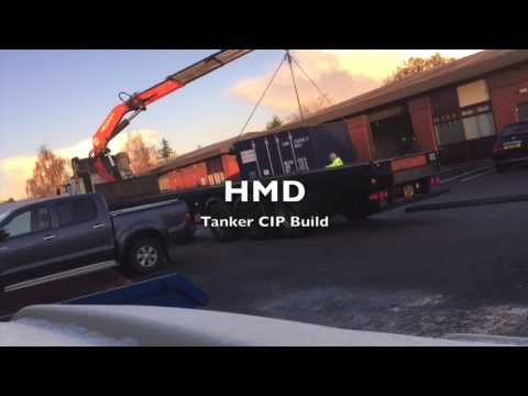 HMD Systems Ltd Building a Tanker Cleaning System