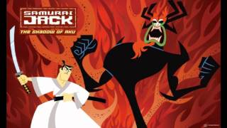Samurai Jack - Rave in the Forest
