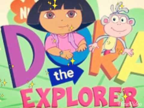 Dora The Explorer Cartoon vidio