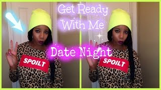 Get Ready With Me: 2015 Date Night Thumbnail