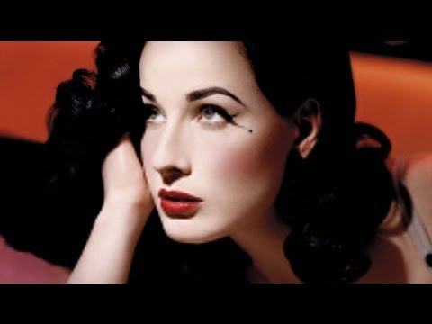 Watch beauty icon dita von teese shares her tips for the perfect.