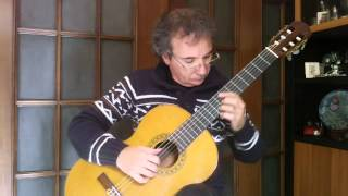 A La Nanita Nana - Spanish Christmas Carol (Classical Guitar Arrangement by Giuseppe Torrisi)