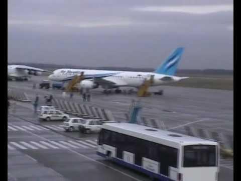 Bratislava Airport: Air Slovakia, Skyeurope.