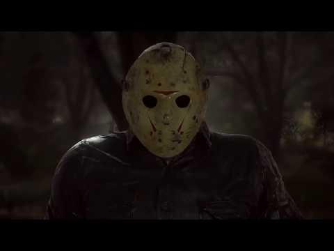 I Put It's The Best Day Ever Music Over Friday The 13th: The Game Trailer