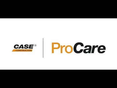 North America: CASE ProCare - STANDARD Warranty / Planned Maintenance / Telematics