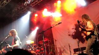 [HD] Pain Of Salvation - Tell Me You Don't Know LIVE! - Porto Alegre 07/06/2011