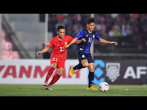 Cambodia 3-1 Laos (AFF Suzuki Cup 2018: Group Stage Full Match)