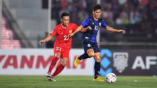 Cambodia vs Laos (AFF Suzuki Cup 2018: Group Stage)
