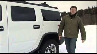 Наши тесты - Обновленный Hummer H2