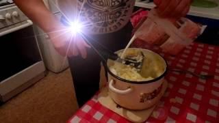 простой рецепт наваги с картофельным пюре