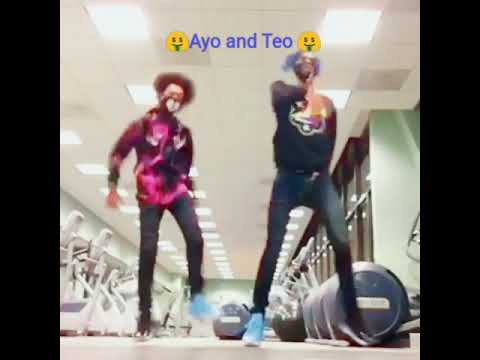 Ayo And Teo Merry Christmas And Migos T-shirt