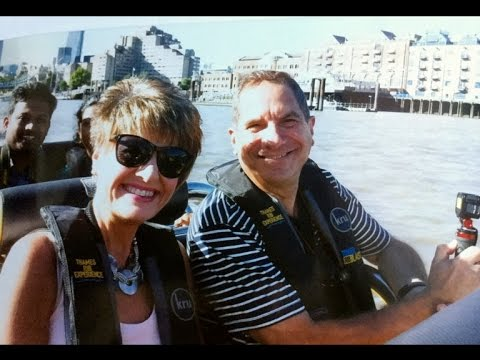 London anniversary trip, including Thames Rib experience   Cliff&Nova