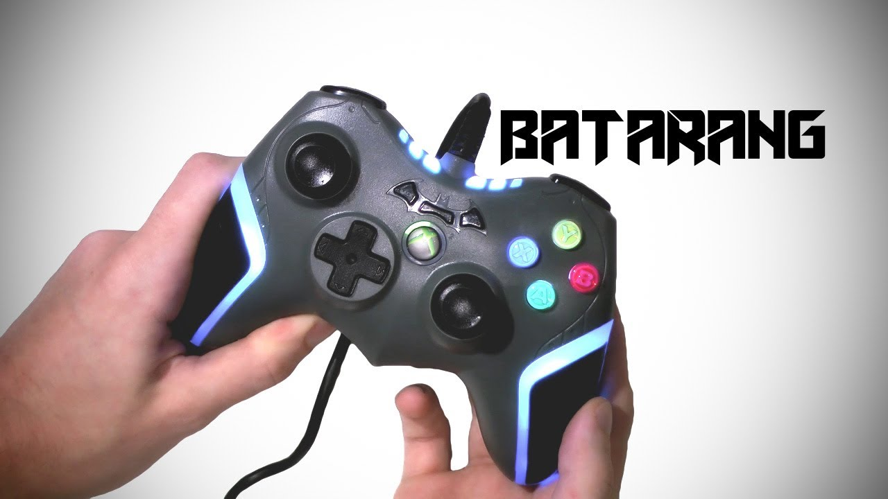 BATARANG CONTROLLER XBOX 360 TREIBER WINDOWS 7