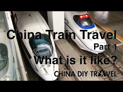 China Train Travel Guide: what is it like?