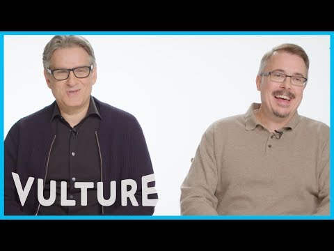 Vince Gilligan and Peter Gould Play 'Breaking Saul' Trivia