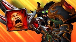 Fury Warrior GOD Is BACK!! (5v5 1v1 Duels) - PvP WoW: Battle For Azeroth 8.1
