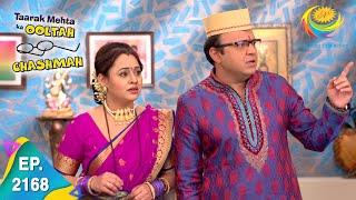 Download Taarak Mehta Ka Ooltah Chashmah - Episode 2168 - Full Episode