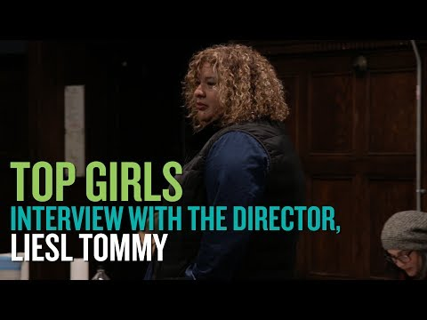 """Top Girls"" 