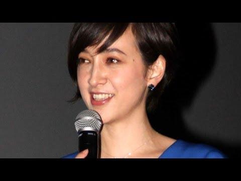 滝川クリステル「母性で作品を補えるように」 映画「ネイチャー」イベント(1)