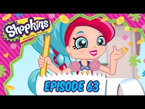 Shopkins Cartoon - Episode 63 - Shopkins Bring Europe To Jessicake Part 3 | Cartoons For Children