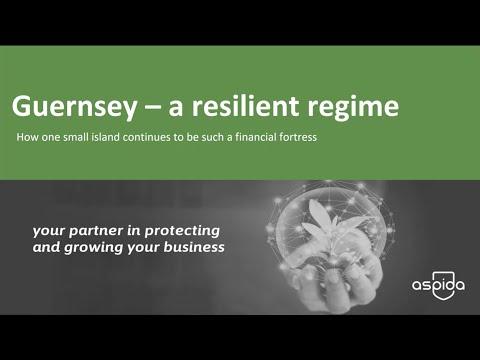Guernsey – a resilient regime
