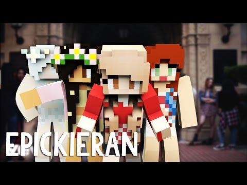 Little Mix - Black Magic [Minecraft]