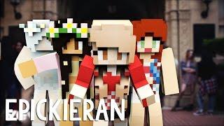 Little Mix - Black Magic [Minecraft Version]