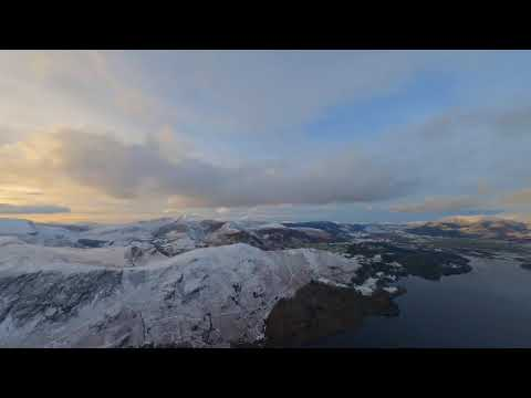 Фото FLYING OVER THE LAKE | CINEMATIC FPV