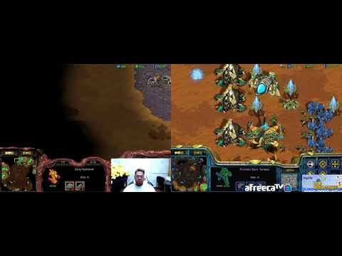 [EPIC] Larva vs Bisu ZvP @ Gold Rush [2017-09-06] [SC:R]