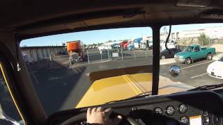 2012 Peterbilt 388 Day Cab with Blocked 5th Wheel, Video 2