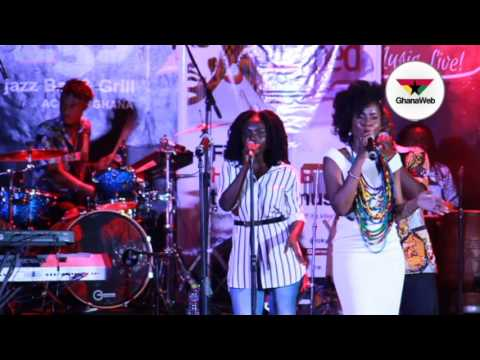 MzVee performs Daavi at #OKStripped