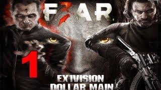 Прохождение LP: F.E.A.R. 3 #1 Кооператив\COOP [Тюрьма]