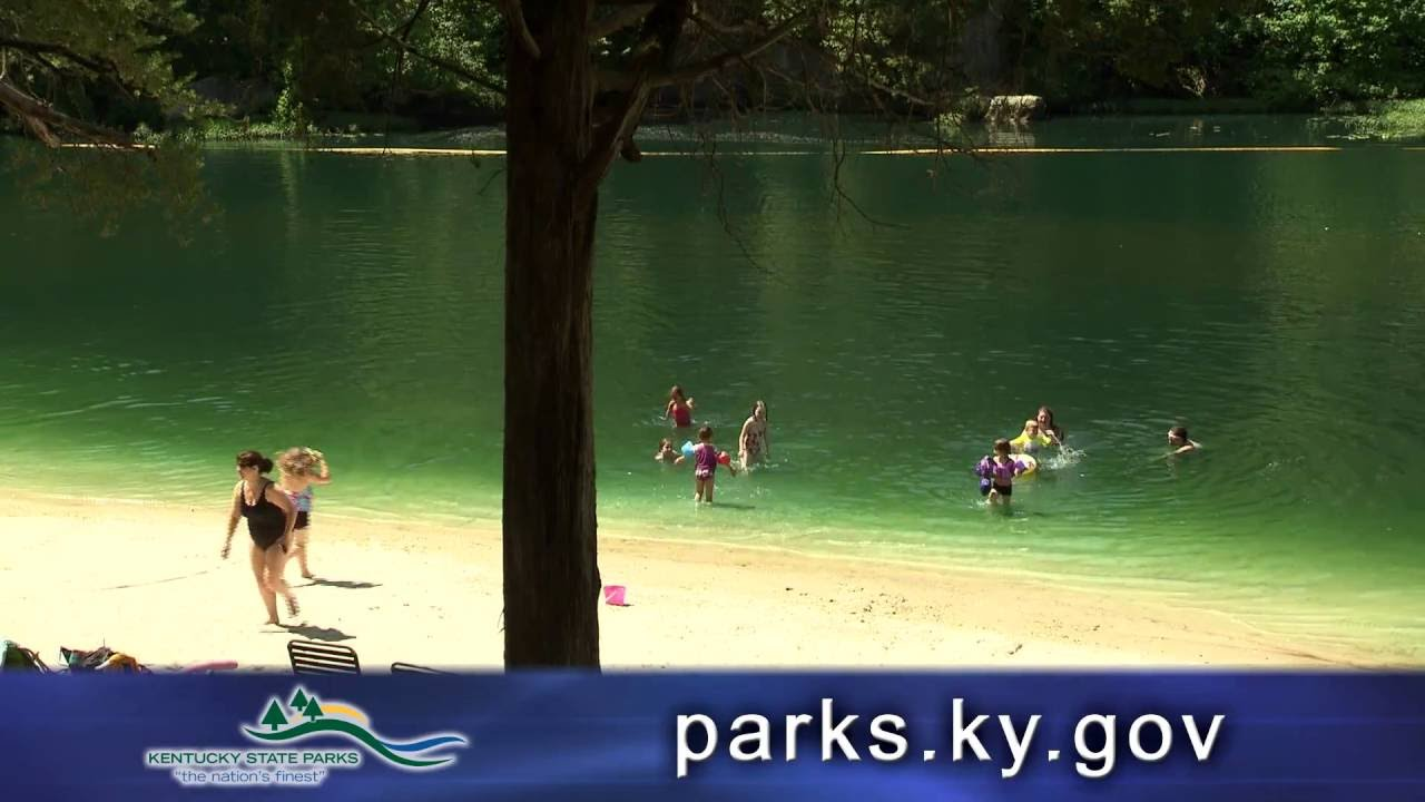 Pennyrile State Resort Park Beach
