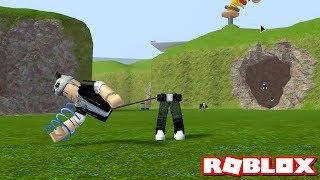 Adam Olduk! - Panda ile Roblox Splitting Point