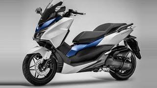 ช็อค! เตรียมเปิดตัว New Honda Forza 350 รุ่นใหม่ เพิ่ม cc ในไทยเร็วๆ นี้!