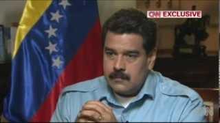 Nicolás Maduro en entrevista con Amanpour | Parte 2